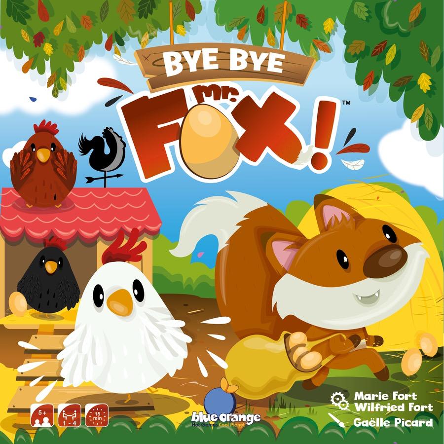 Australia Bye Bye Mr Fox