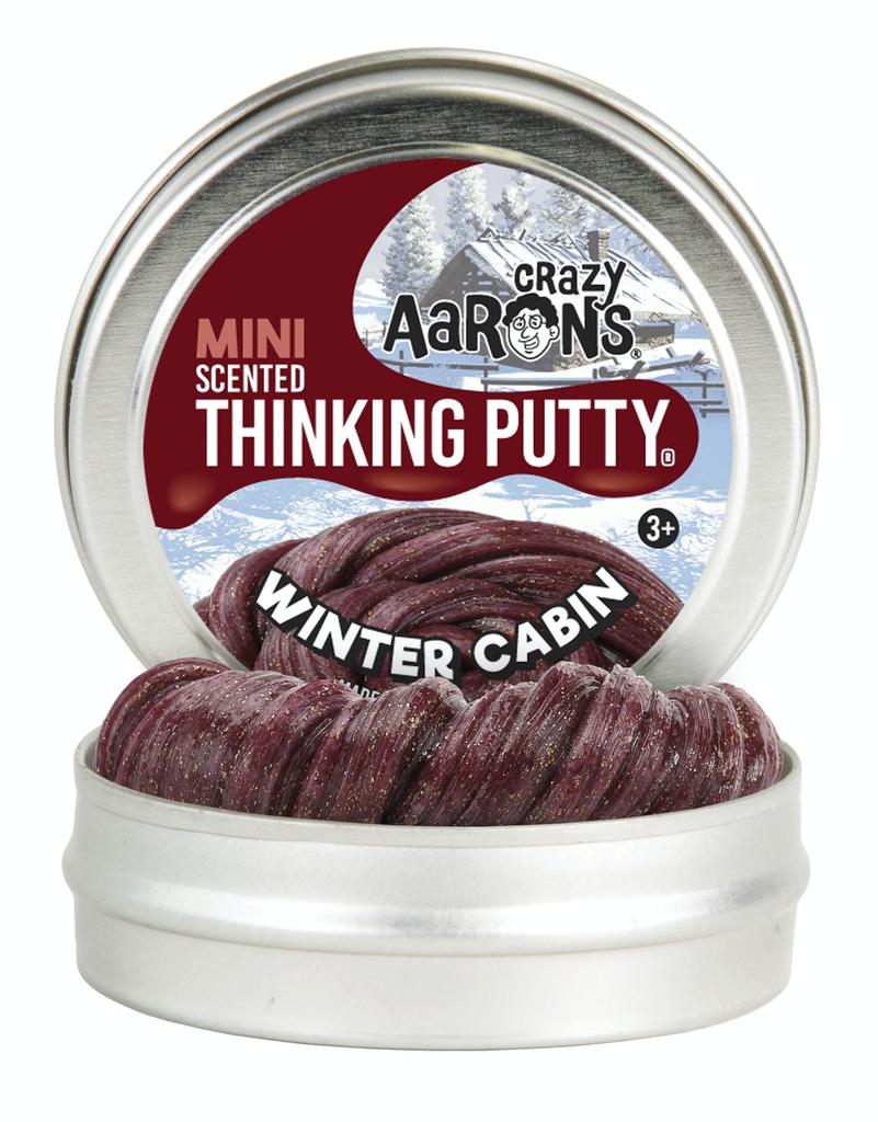 "Australia Winter Cabin 2"" Tin"
