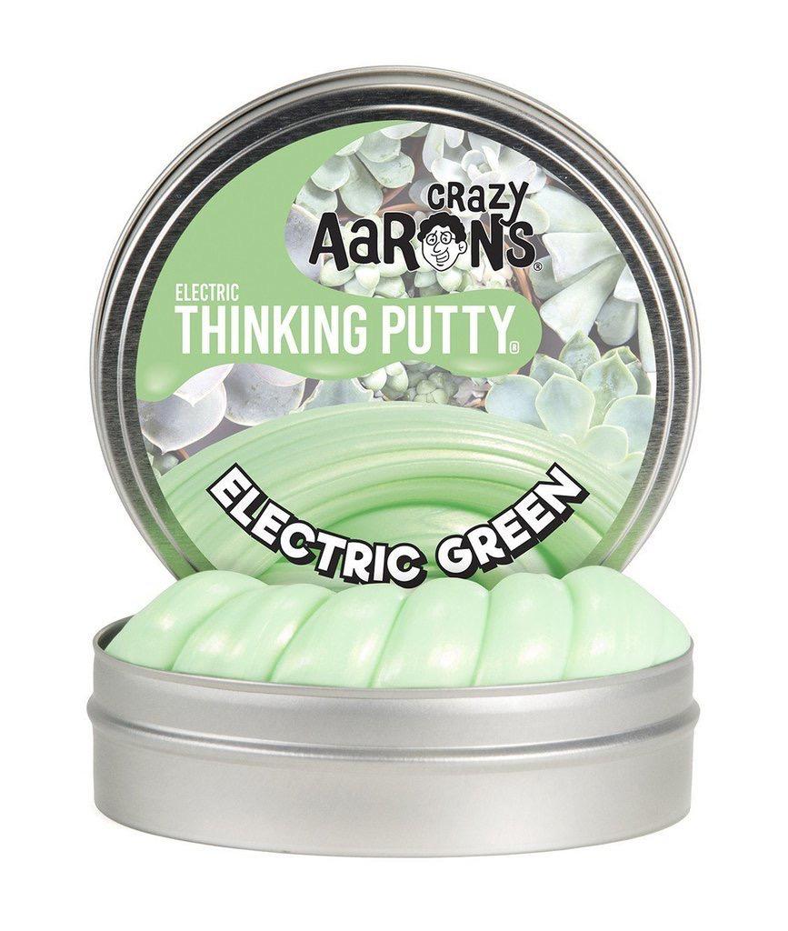 """Australia Electric Green 2"""" Tin Thinking"""