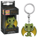 Australia Game of Thrones - Rhaegal Pop! Keychain