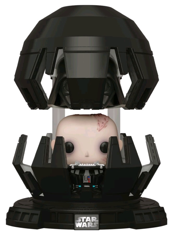 Australia Star Wars - Darth Vader MeditationChamber Pop! Dlx
