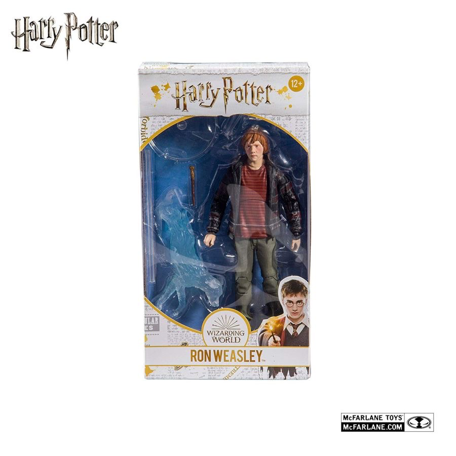 Australia Harry Potter - Ron w/Patronus Figure