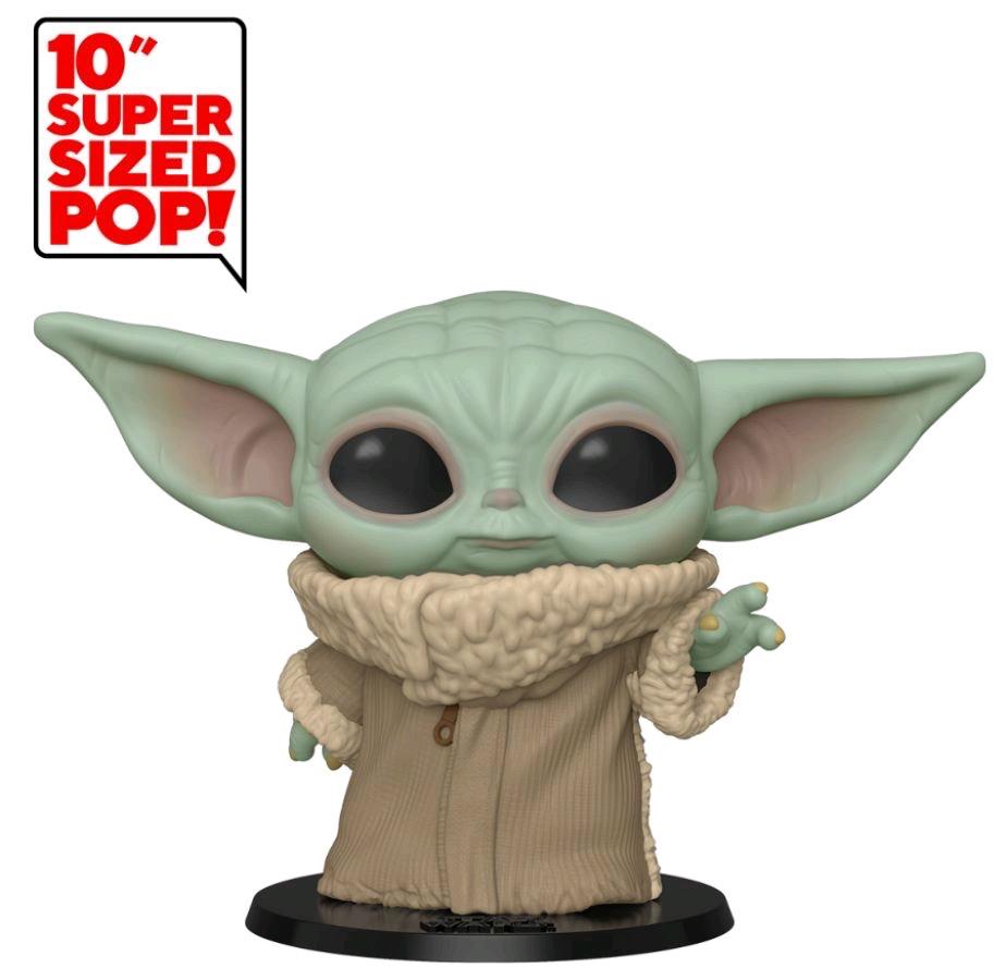 "Australia Star Wars: Mandalorian - The Child 10"" Pop!"