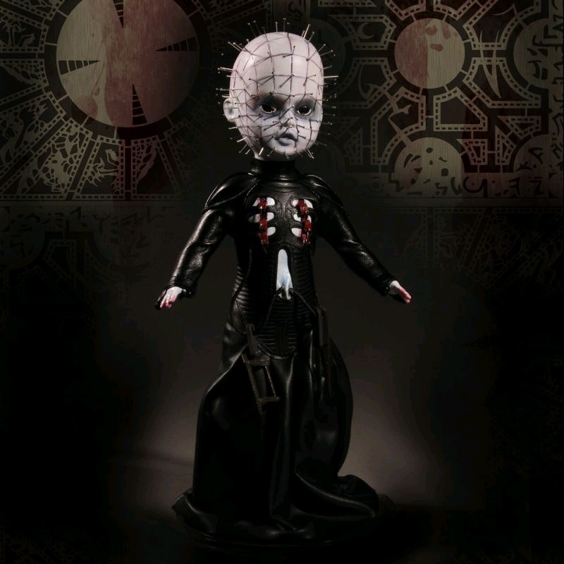Australia Living Dead Dolls - Pinhead Red Exclusive Figure