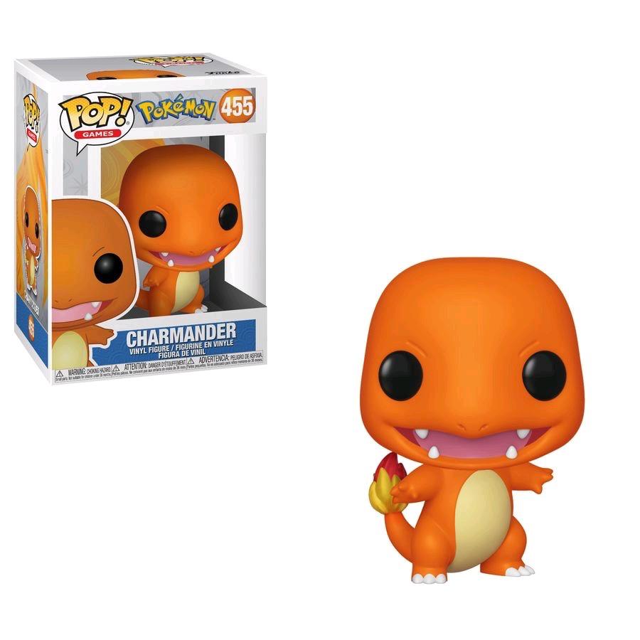 Australia Pokemon - Charmander Pop! RS