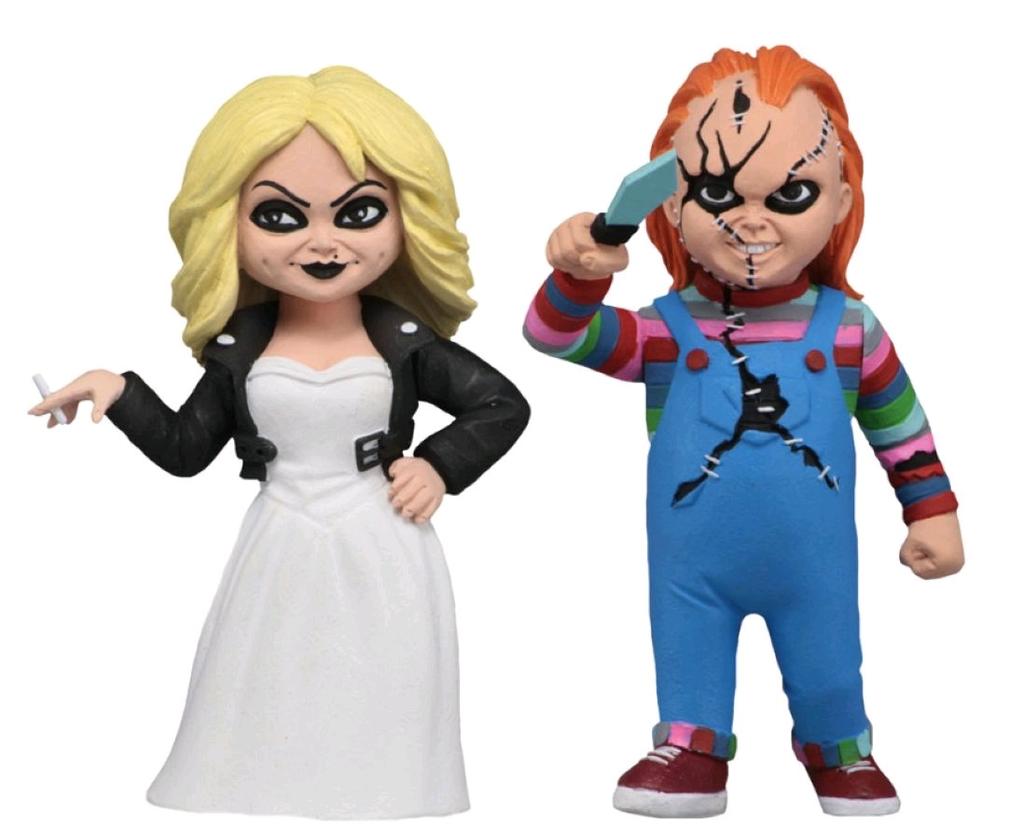 """Australia Toony Terrors - Bride of Chucky 6"""" 2pk"""