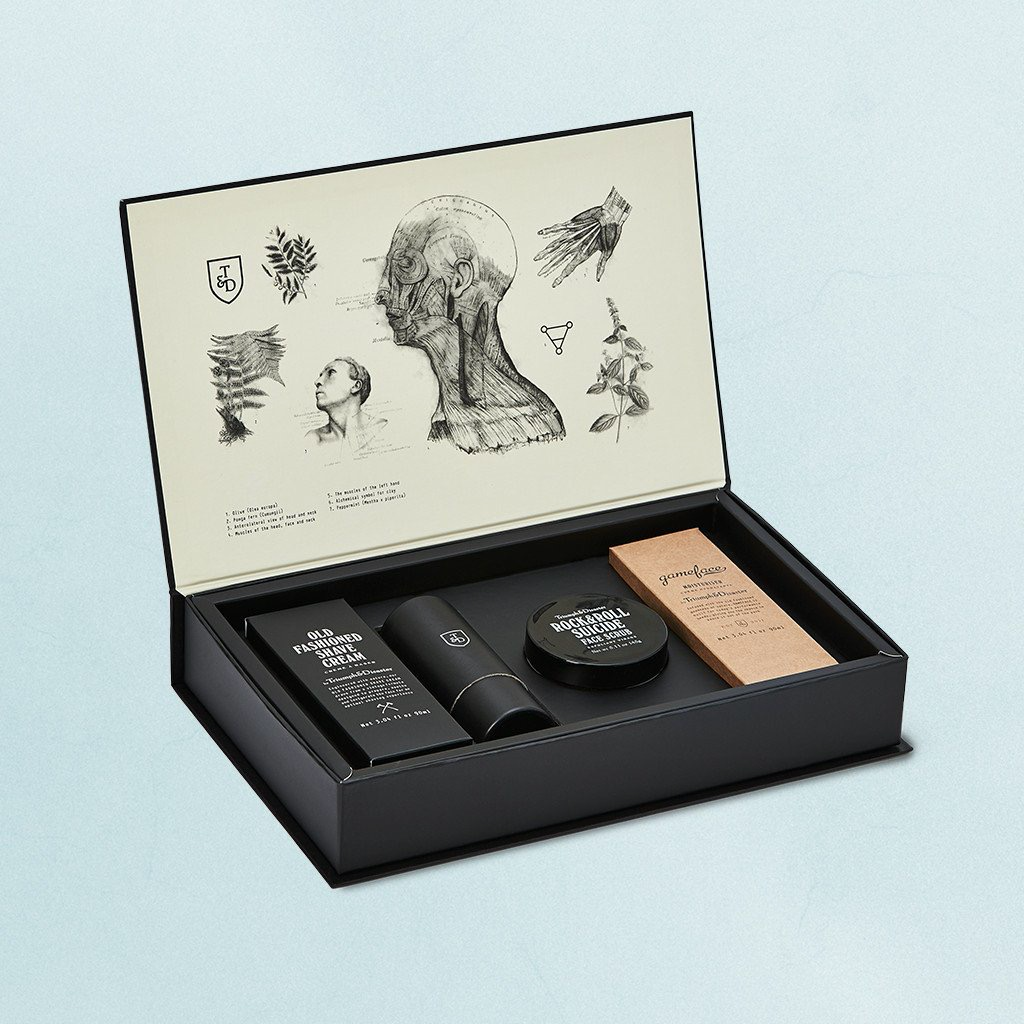 Australia Stash Box Gift Set