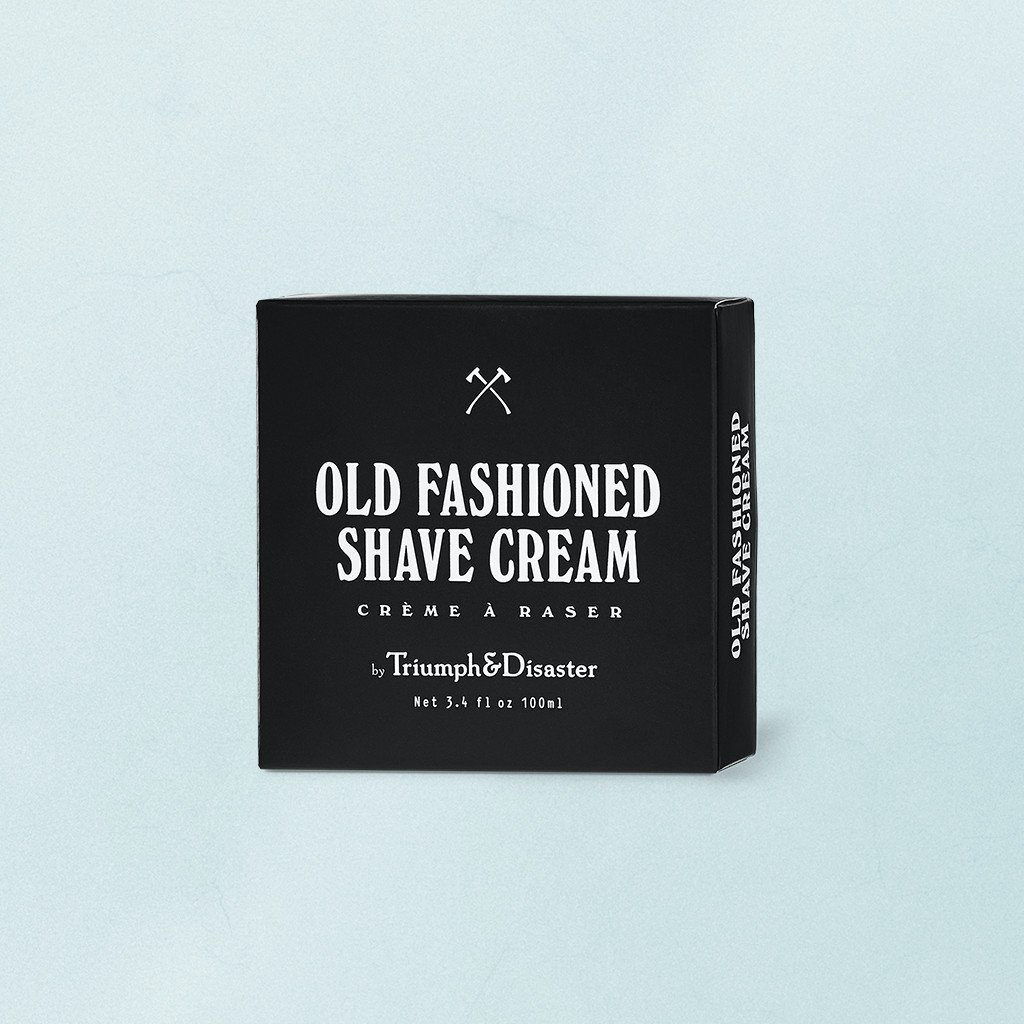 Australia Old Fashioned Shave Cream 100ml Jar