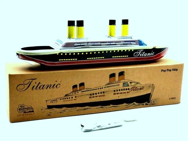 Australia TITANIC STEAM BOAT