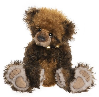 Australia Ted Astaire - Charlie Bears Isabelle Collection 2020