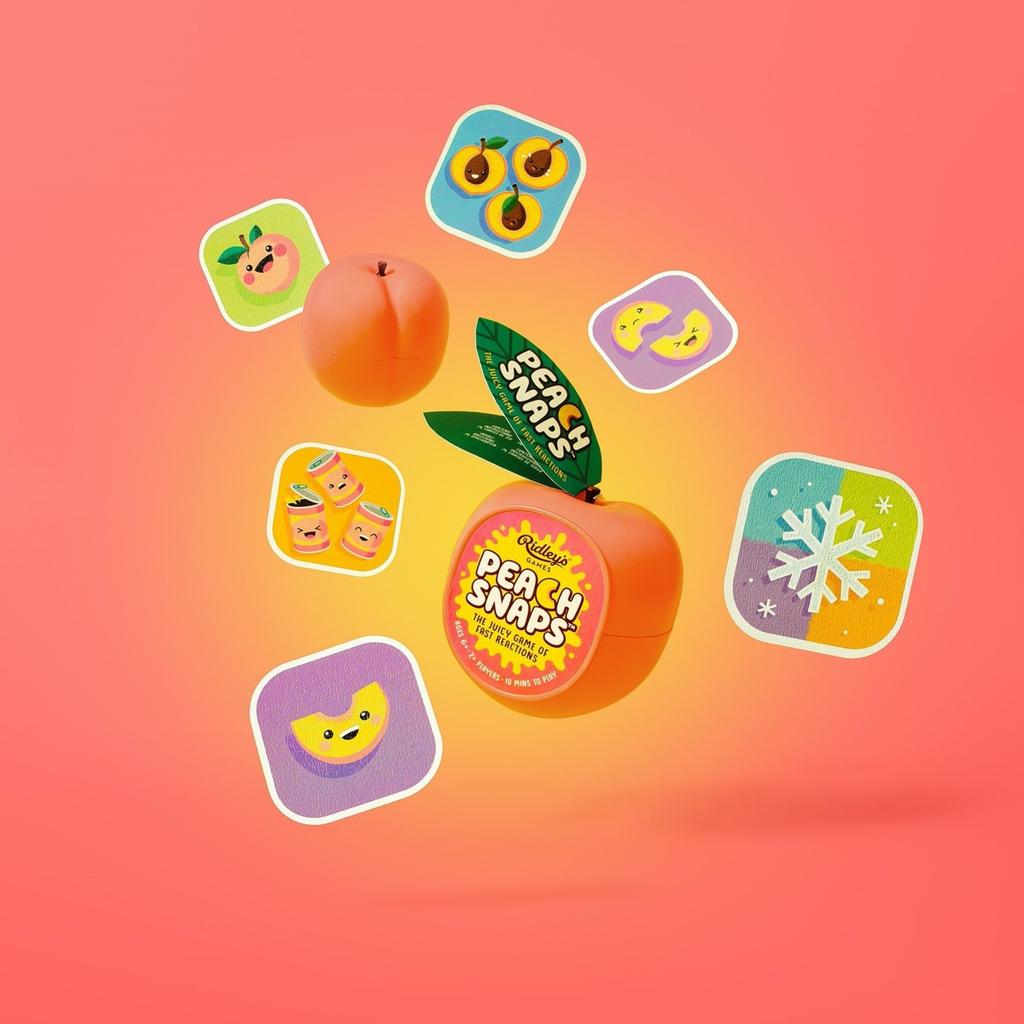 Australia Peach Snaps Game