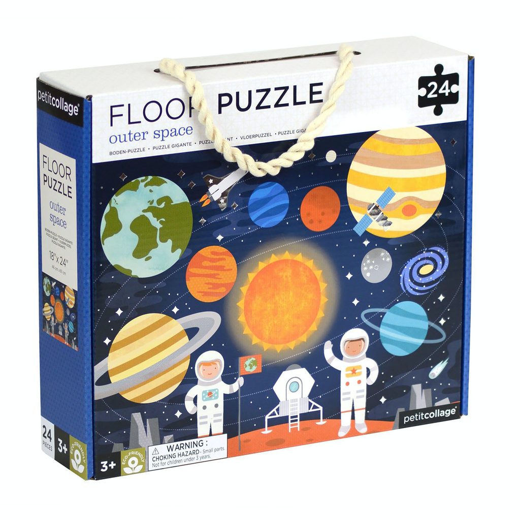Australia Outer Space Floor Puzzle