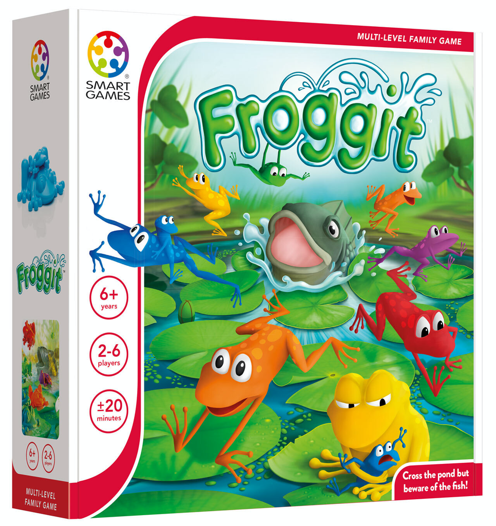 Australia Froggit Smart Game