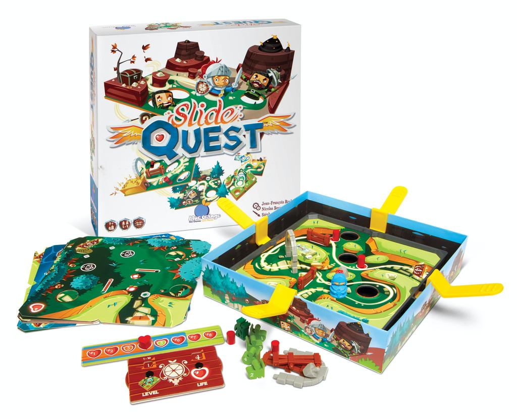 Australia Slide Quest