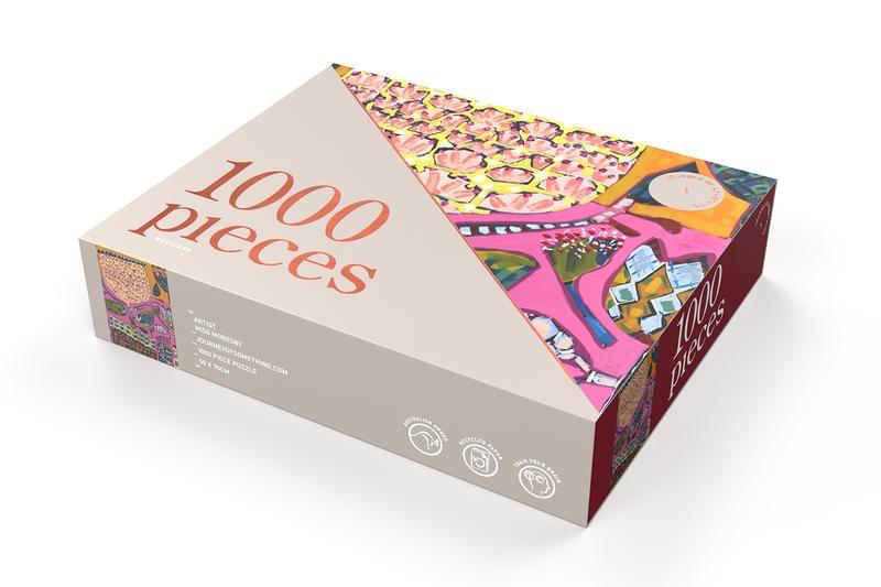 Australia 1000 Piece Puzzle - Mexicana