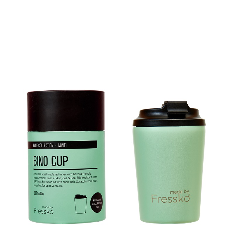 Australia Bino Mint 8oz Keep Cup