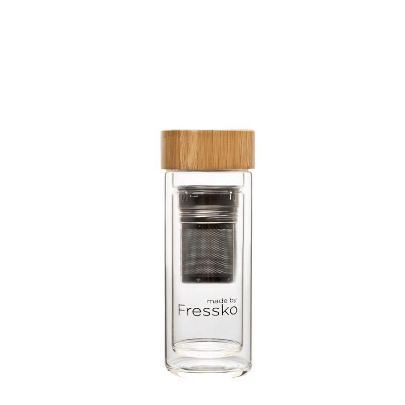 Australia Rise Flask 300ml Glass