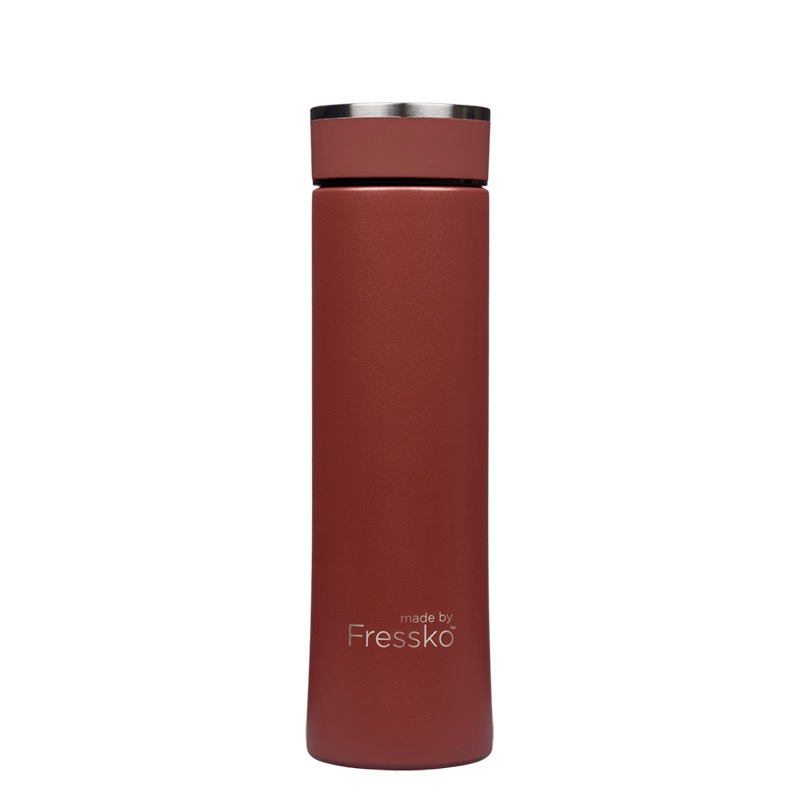 Australia Fressko Flask 500ml Clay