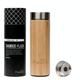 Australia Fressko Flask 450ml Bamboo