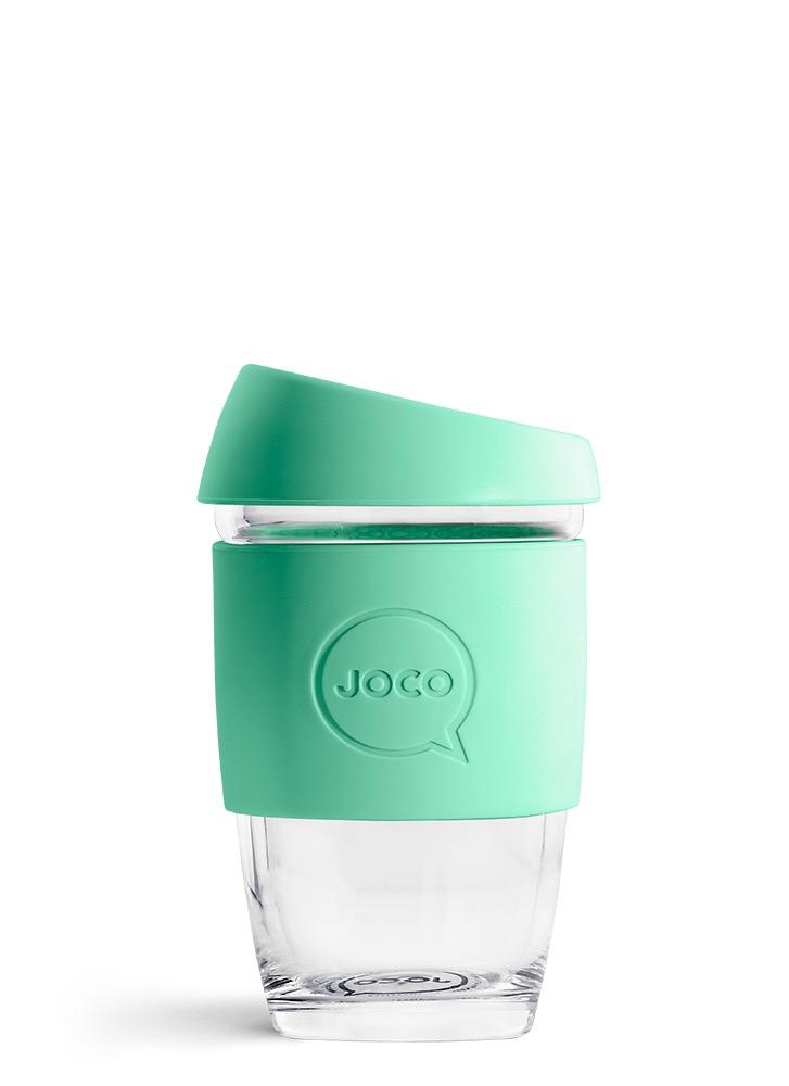 Australia 6oz Vintage Green Glass Keep Cup