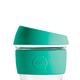 Australia 8 oz Mint Glass Keep Cup