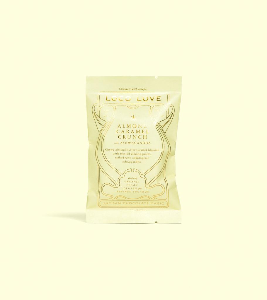 Australia Almond Caramel Crunch Chocolate<br /> Bar