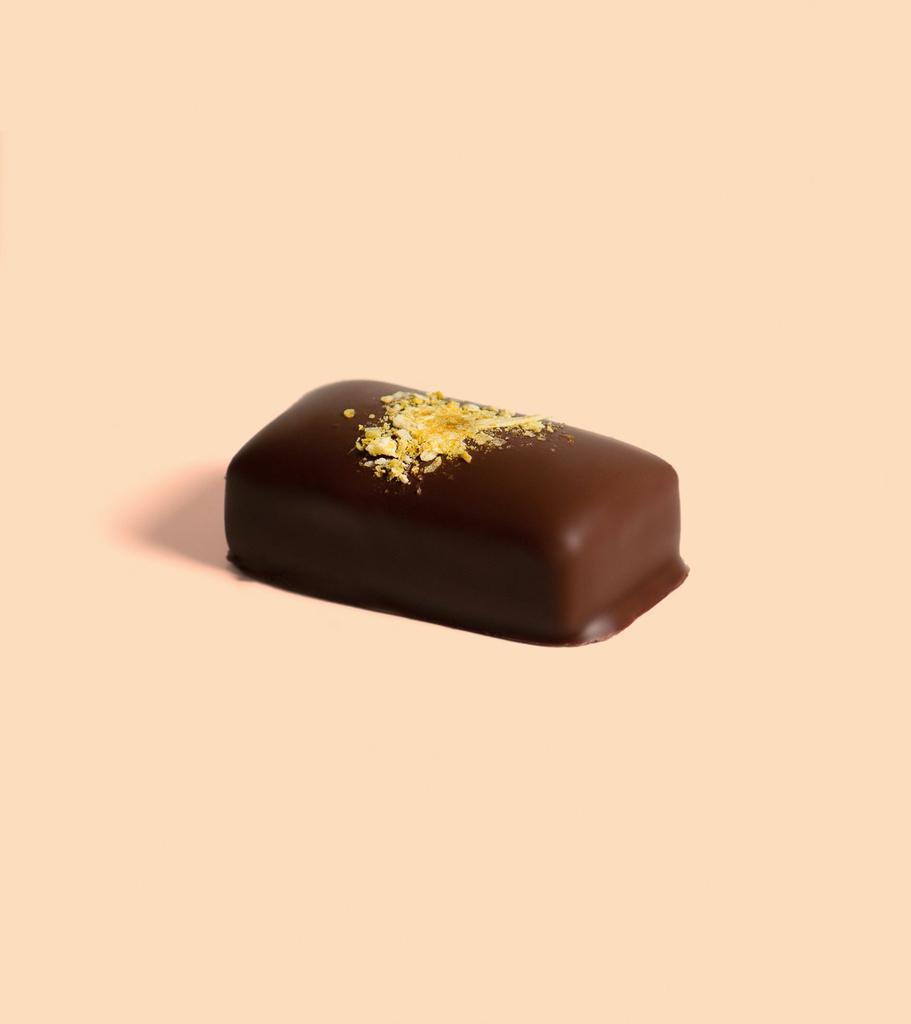 Australia Wild Orange Ganache Chocolate Bar