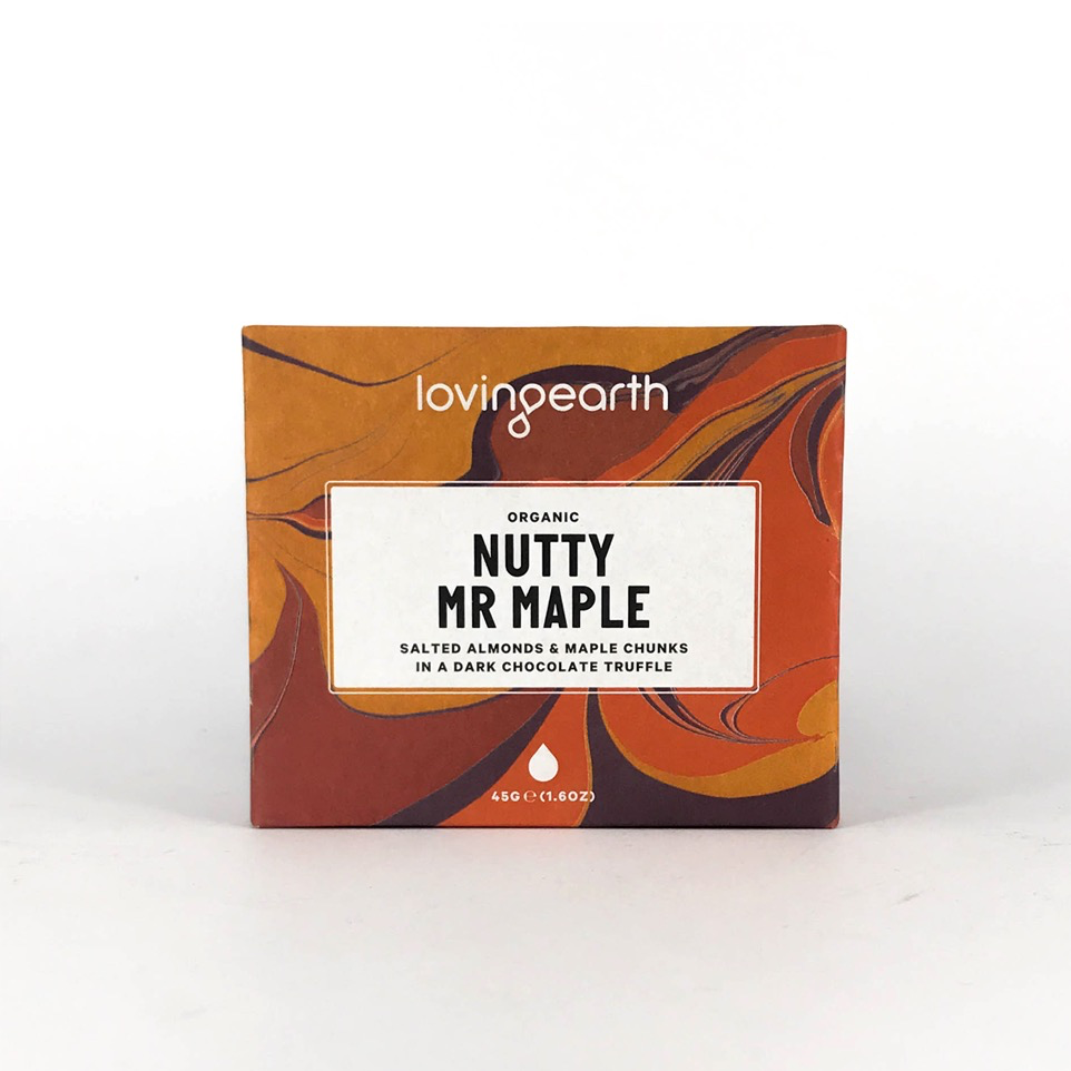 Australia Nutty Mr Maple 45g