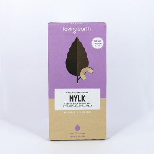 Australia Cashew Mylk chocolate 80g