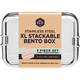 Australia EVER ECO XL Stackable Bento Box - 2 tier + mini container