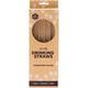 Australia EVER ECO Glass Straw STRAIGHT - 4pack + brush