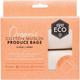 Australia EVER ECO Reusable Produce Bags Organic Cotton Muslin -4 Plr