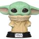 Australia Star Wars: Mandalorian - Child Concerned Pop!