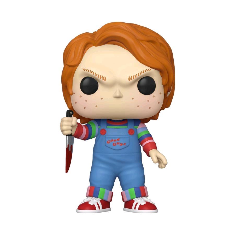 "Australia Child's Play - Chucky 10"" Pop!"