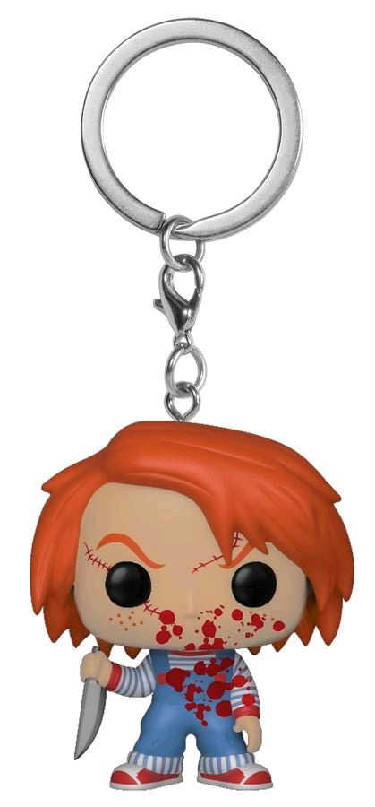 Australia Child's Play - Chucky BS Pop! Keychain