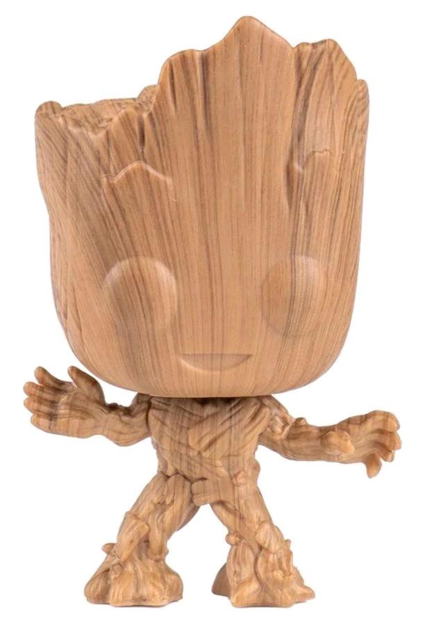 Australia GotG2 - Groot Wood Deco Pop!