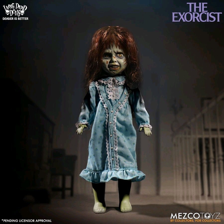 Australia Living Dead Dolls - The Exorcist
