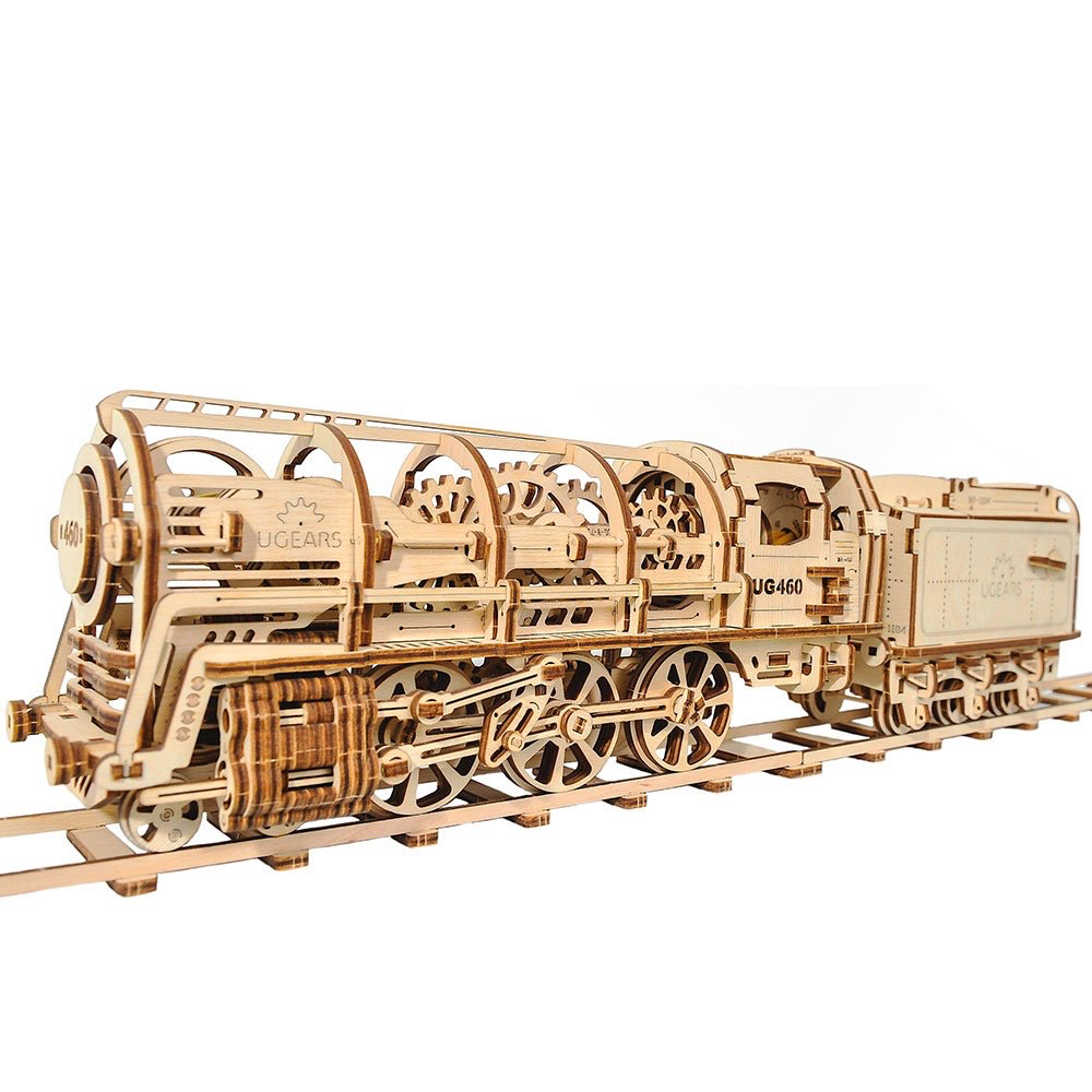 Australia UGEARS LOCOMOTIVE & TENDER