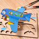 Australia UGEARS COLOR AIRPLANE
