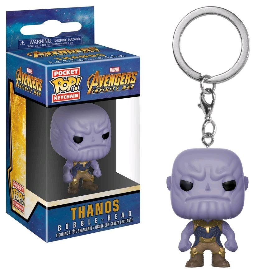 Australia Avengers 3 - Thanos Pop! Keychain