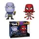 Australia Avengers 3 - Thanos & Iron Spider Vynl.