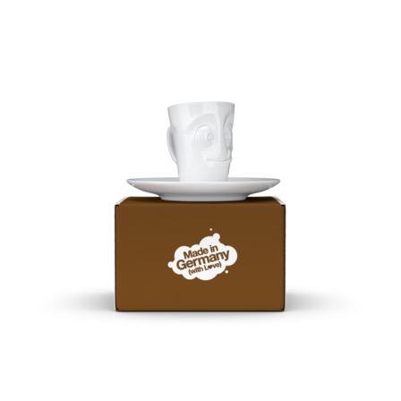 "Europe Espresso Mug ""Tasty"""