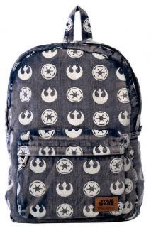 Australia Star Wars - Emblems Print Backpack
