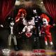"""Australia Living Dead Dolls - s33 10"""" ASST"""