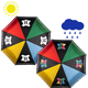 Australia Harry Potter - Hogwarts Colour Changing Umbrella
