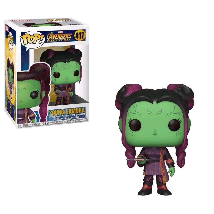 Australia Avengers 3 - Young Gamora w/Dagger Pop!