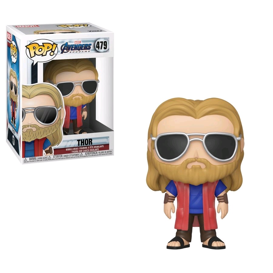 Australia Avengers 4 - Thor Pop!