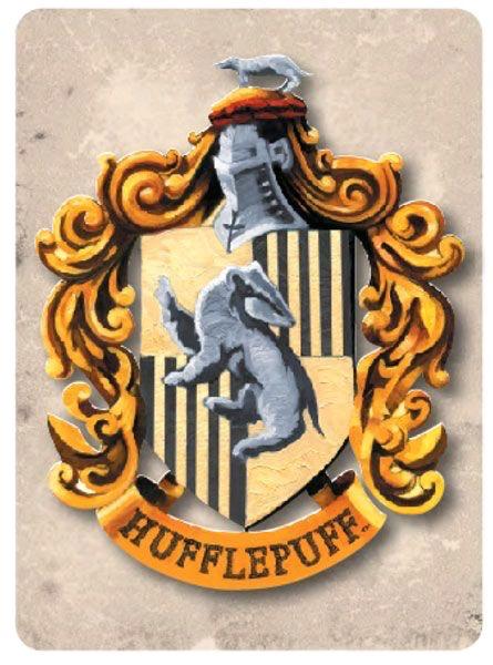 Australia Harry Potter - Magnet Hufflepuff