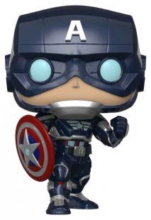 Australia Avengers (VG2020) - Captain America Pop!