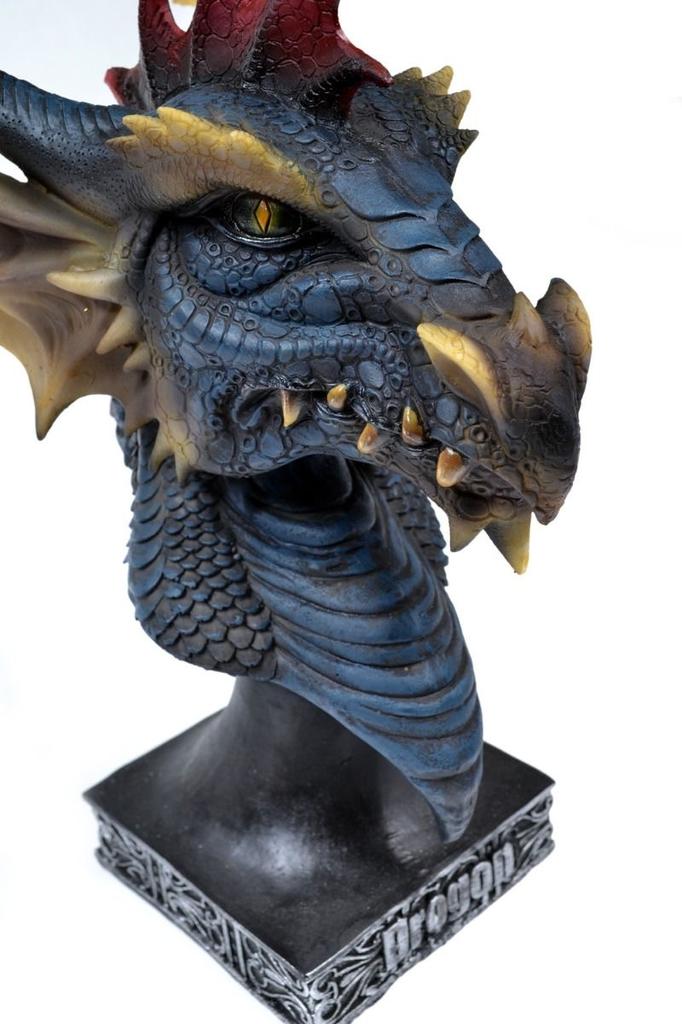 Australia Drogon Dragon Statue Bust